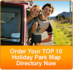 Order your TOP 10 Holiday Park Map Directory now
