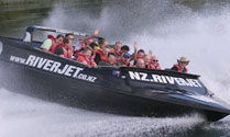 Action NZ - New Zealand River Jet