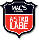 MAC's Brewbar - Astrolabe