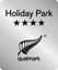 Qualmark Rating: Holiday Park 4 Star