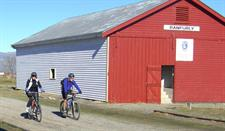 Otago Central Rail Trail - Ranfurly Goods Shed