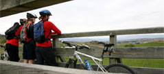 The Otago Central Rail Trail journeys into the region's heartland