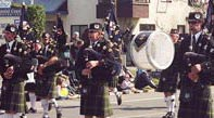 Central Otago Scotland Pipe Band