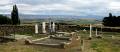hamiltons cemetary in central otago new zealand