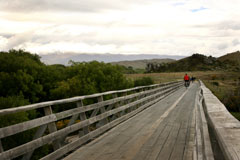 The Otago Central Rail Trail is the result of the local communities' collective vision and dedication