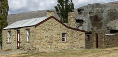 Mitchells Cottage is listed as a Category 1 historic building