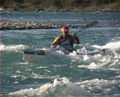 Kayaking in the Central Otago spring