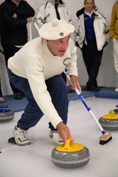 Legends of Curling in Central Otago