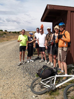 Central Otago - Rail Trail Survey