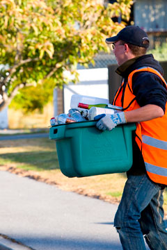 The people of Central Otago have embraced and advocate waste minimisation