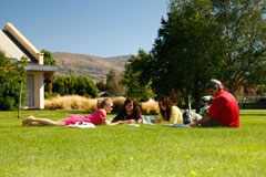 Central Otago's climate and relaxed lifestyle