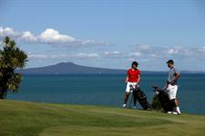 New Zealand offers a large number of fabulous, challenging Golf courses