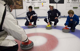 Learn to Curling