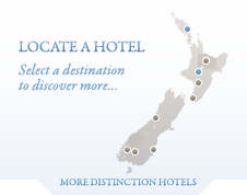 Locate a Distinction Hotel