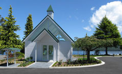 Wedding Chapel In Te Anau