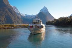 Mitre Peak Cruises - Milford Sound, New Zealand