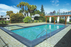The Pool at Distinction Te Anau Hotel & Villas