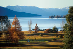 Te Anau Golf Course