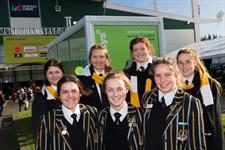 Children at Fieldays 2015