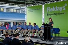 Rural Bachelor Introduction at Fieldays 2016