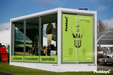 The Fieldays theme was Collaborate to Accelerate Innovation