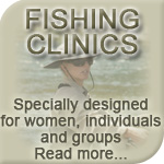 Fishing Clinics at Fly Fishing