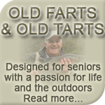 Old Farts and Old Tarts at Fly Fishing