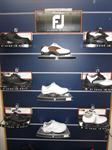 Great range of shoes at the Pro Golf Shop