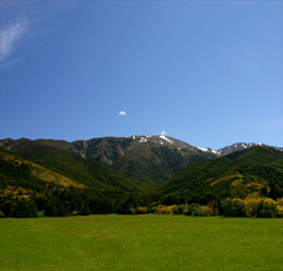 Stunning South Island High Country Scenery