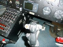 Helicopter Cockpit Controls