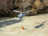 Hanmer Springs Helicopters specialises in all types of commercial and industrial work including heavy lifting.