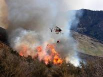 H500E Helicopter Fire Lighting