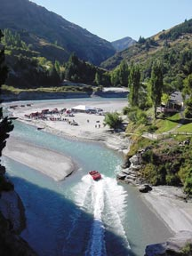 Nothing you have experienced will have prepared you for the excitement of a Shotover Jet ride