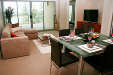 Proximity Apartments Lounge
