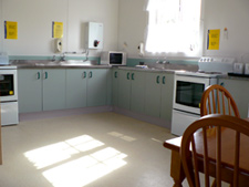 Our kitchen facilities are a cut above the rest