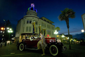 Art Deco, The Nautilus Napier, Picture supplied by Tourism Hawkes Bay