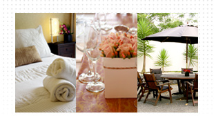 Boutique accommodation, conferences, functions, weddings and golf