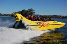 Jet boating excursions with KJet