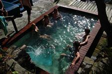 Visit Manupirua Hot Springs