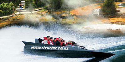 Riverjet Thermal Safari - SPECIAL