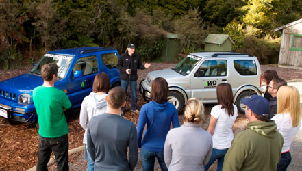 4WD Group Briefing
