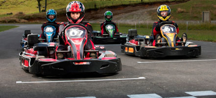 Raceline Karting Start Line