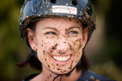 Off Road NZ Muddy Face