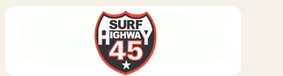 Opunake Beach Holiday Park, Surf Highway 45 Logo