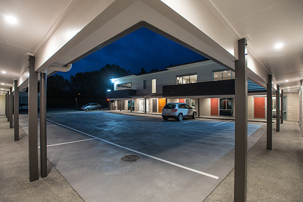 Pedlars Motel Paeroa Accommodation