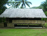 Traditional & Informal PNG accommodation