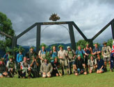 Trekking In New Guinea