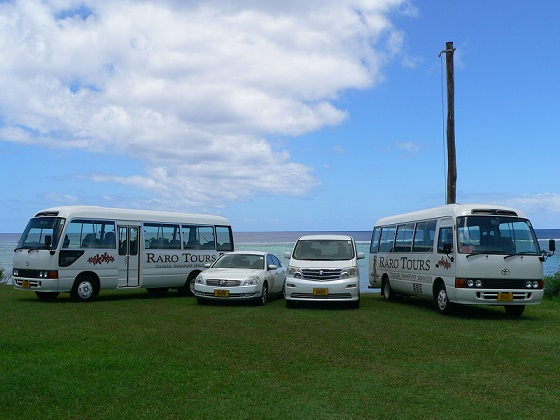 Island Discovery Tours - Maire Nui Gardens