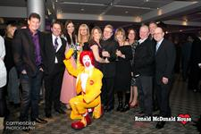 Guests with Ronald