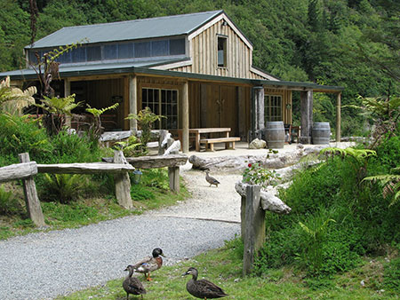 Staglands Wildlife Park barn is a great corporate event venue in Upper Hutt Wellington